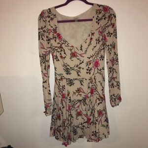 Urban Outfitters long sleeve dress